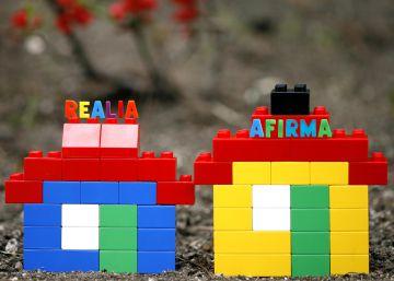Lego gana un 1,8% menos en el primer semestre pese al alza de las ventas