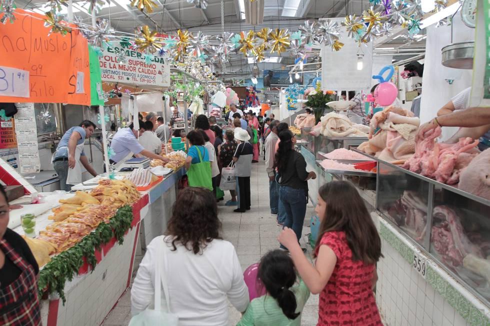 El consumo en México ha descendido en los últimos meses.