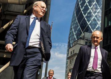 Quem calça sapatos marrons não tem futuro na City de Londres