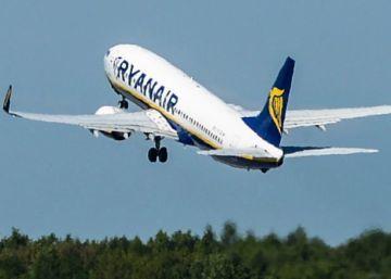 Ryanair no destinará nuevos aviones a Reino Unido por el 'Brexit'