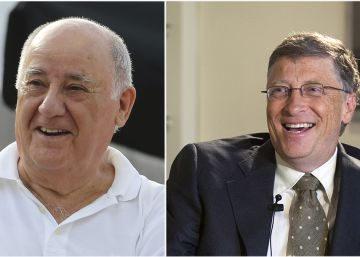 Who is the wealthiest man in the world, Amancio Ortega or Bill Gates?