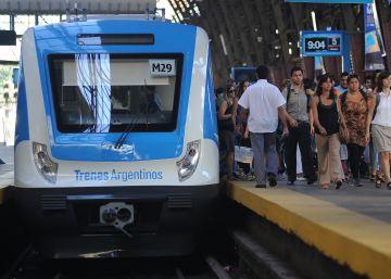 Argentina invertirá 14.000 millones de dólares en trenes de cercanías