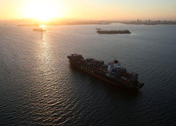 La quiebra de la naviera Hanjin deja millones de euros navegando a la deriva