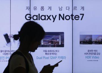 EE UU urge a los usuarios que dejen de usar el Samsung Note 7