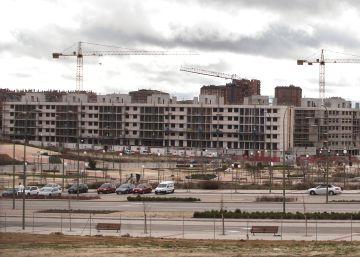 La compraventa de vivienda se frena y apenas sube un 1,1% en julio
