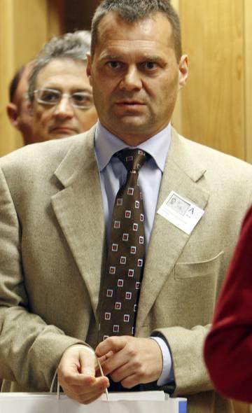 Víctor Madera, cuando era consejero delegado de Capio Sanidad.