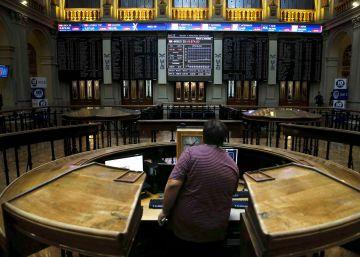 Las Bolsas europeas caen con fuerza por la posible subida de tipos de la Fed