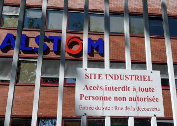 Tormenta política en Francia por el declive de Alstom en casa