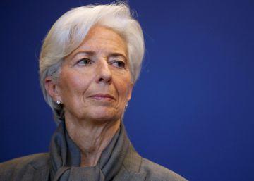 Christine Lagarde irá a juicio en diciembre por el 'caso Tapie'