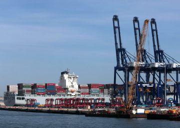 La quiebra de Hanjin deja tres barcos 'varados' frente a las costas españolas