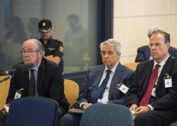 Entran en prisión los cinco directivos de Novagalicia condenados por apropiación indebida