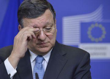 """Barroso arremete contra Bruselas por """"discriminarle"""" por su fichaje en Goldman Sachs"""