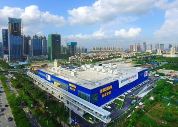 Ikea eleva sus ventas gracias al impulso de China y en 2017 llegará a India