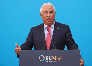 """El primer ministro portugués: """"No tiene el menor sentido hablar del rescate"""""""