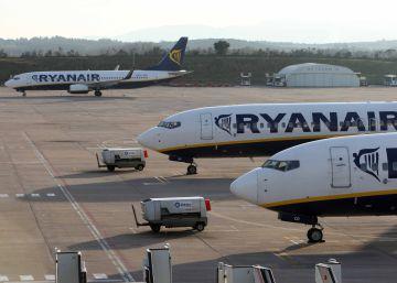 Ryanair reduce su previsión de crecimiento el 5% por el 'Brexit'