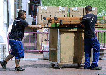 El 93,8% de las empresas españolas dice que no necesita más trabajadores