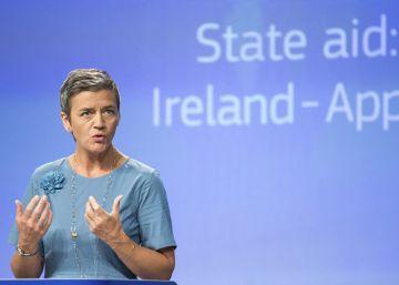 Los grandes ejecutivos de EEUU presionan a la UE para evitar la multa a Apple