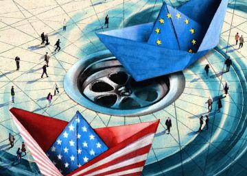 El pacto comercial entre la UE y Estados Unidos hace agua