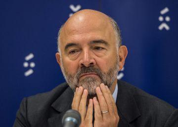 """Moscovici: """"No hay automatismo en la decisión de la multa a España"""""""