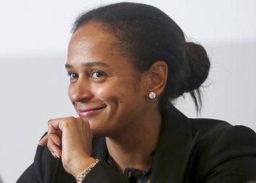 CaixaBank llega a un acuerdo con la angoleña Isabel dos Santos