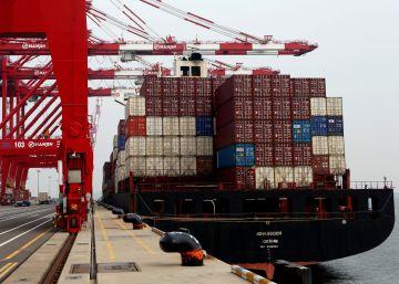Hanjin logra nuevos fondos para descargar la mercancía de sus barcos