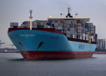 La danesa Maersk separará sus negocios de transporte y petróleo