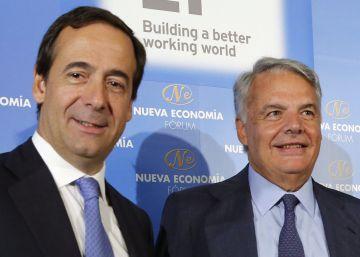Mutua y Slim se convierten en accionistas de referencia de CaixaBank
