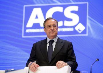 ACS vende Urbaser a un grupo chino por entre 1.164 y 1.399 millones