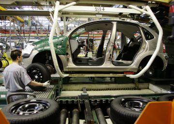 PSA pacta una regulación de empleo temporal en su planta de Madrid