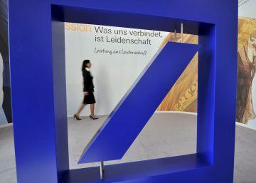 Deutsche desmiente un rescate y cae en bolsa a mínimos históricos