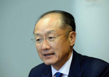 El Banco Mundial reelige a Jim Yong Kim como presidente