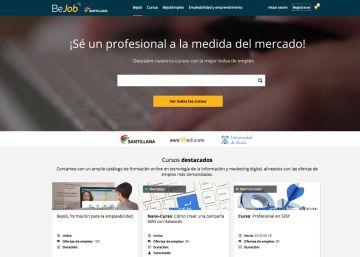 Bejob, la plataforma de Santillana que forma al nuevo talento digital