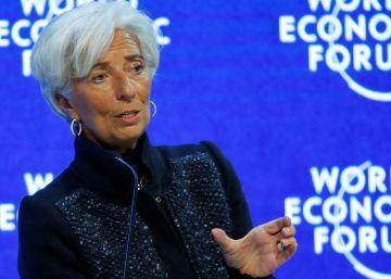 Lagarde advierte de que el crecimiento aún necesita estímulos monetarios