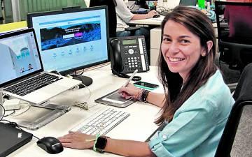 Mariana Conde.