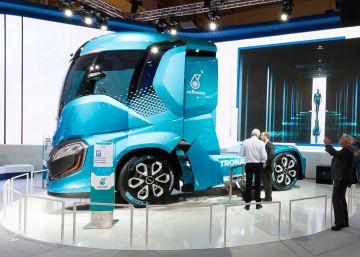 Camiones a todo gas