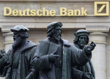 La Bolsa celebra la posible rebaja en la multa de EE UU al Deutsche Bank