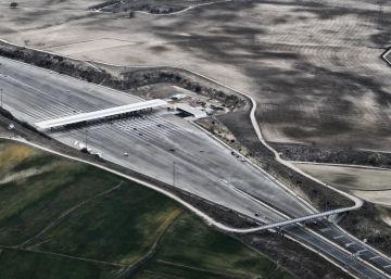 El juez suspende la liquidación de las dos autopistas radiales quebradas en Madrid
