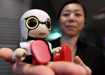 Así es Kirobo, el robot copiloto que Toyota lanzará en 2017 por 350 euros
