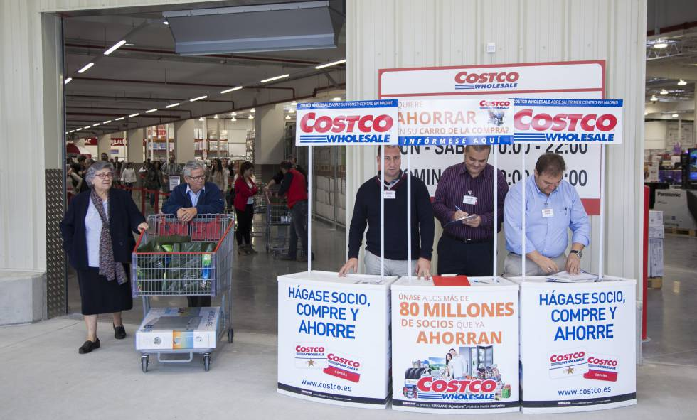 Spain retail red tape delays opening of second costco - Costco espana catalogo ...