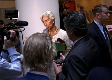 Lagarde pide a Alemania que gaste más para contribuir al crecimiento