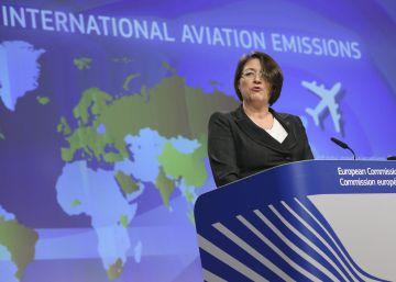 La aviación internacional pagará por el exceso de emisiones de CO2