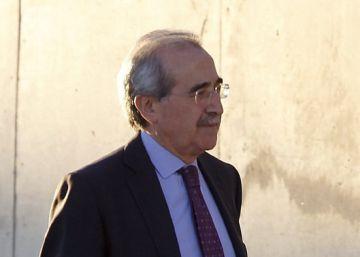 """Virgilio Zapatero: """"Invité a Goirigolzarri con la tarjeta y ahora Bankia me lo reclama"""""""