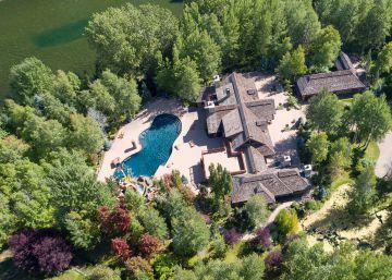 Bruce Willis vende su casa en Idaho por 5,8 millones de euros