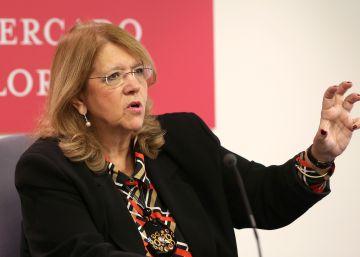 La CNMV repesca a Elvira Rodríguez como asesora pero sin otro sueldo