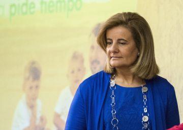 Báñez cita a los agentes sociales el lunes para hablar de temporalidad