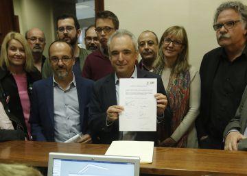 Los grupos parlamentarios, menos PP y Ciudadanos, piden subir un 1,2% las pensiones