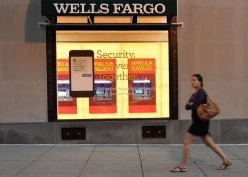 El escándalo de las cuentas falsas nubla los resultados de Wells Fargo