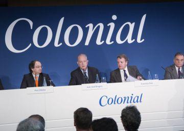 Colonial compra el 15% de la socimi Axiare por 135 millones de euros