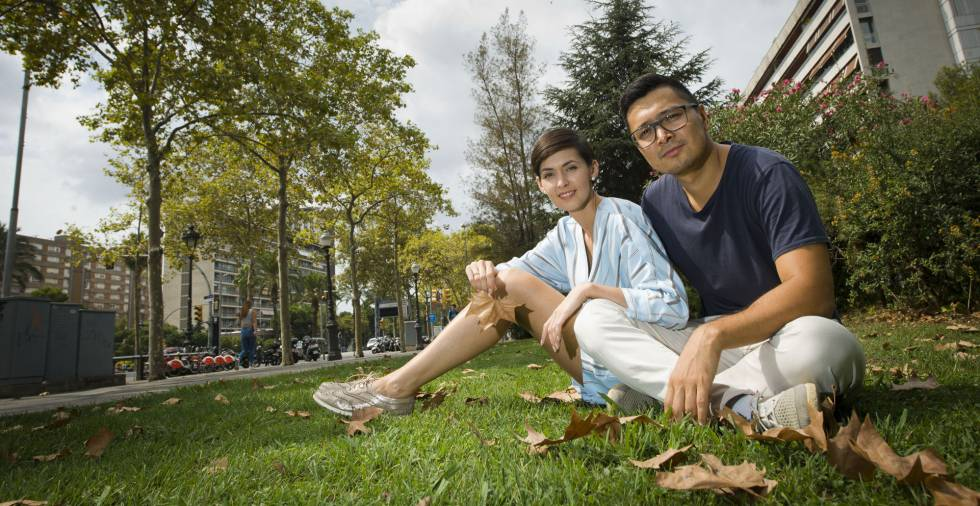 Kazakh entrepreneurs Tair and Olessya Assimov moved to Barcelona in 2013.