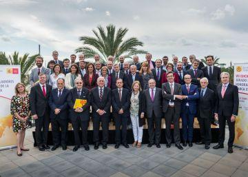 Andrés Iniesta y Sara Baras, entre los nuevos embajadores honorarios de la Marca España